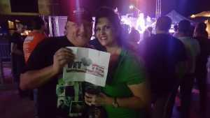 Dominick attended Totally 80s Live: Bow Wow Wow, The Motels and The Untouchables - General Admission on May 3rd 2019 via VetTix