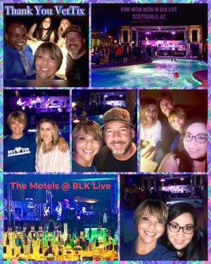 Tisa attended Totally 80s Live: Bow Wow Wow, The Motels and The Untouchables - General Admission on May 3rd 2019 via VetTix
