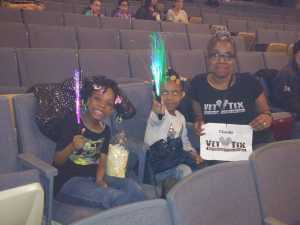 Q attended Big Apple Circus - Circus in the Round! - Circus on Apr 26th 2019 via VetTix