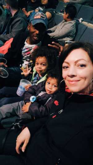 Doland attended Big Apple Circus - Circus in the Round! - Circus on Apr 26th 2019 via VetTix