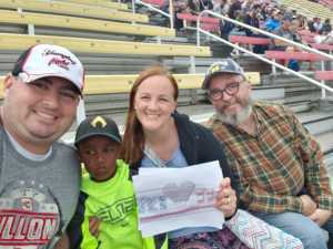 Brandon attended Firekeepers Casino 400 - Monster Energy NASCAR Cup Series on Jun 9th 2019 via VetTix