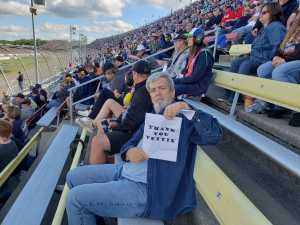 John attended Firekeepers Casino 400 - Monster Energy NASCAR Cup Series on Jun 9th 2019 via VetTix
