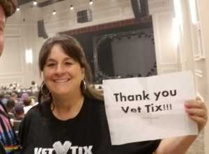 Melissa attended Laser Spectacular:  Featuring the Music of Pink Floyd on Apr 20th 2019 via VetTix