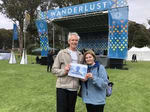 Michael attended Wanderlust Festival - Yoga, Meditation, Inspirational Speakers, Fitness, Music + More - 2 Day Passes on May 4th 2019 via VetTix