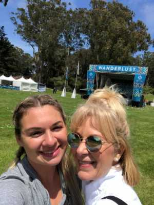 Edward attended Wanderlust Festival - Yoga, Meditation, Inspirational Speakers, Fitness, Music + More - 2 Day Passes on May 4th 2019 via VetTix