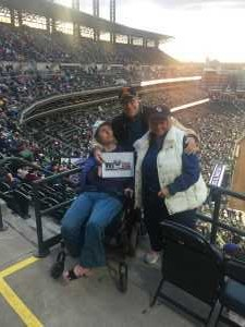 Ronald attended Colorado Rockies vs. Arizona Diamondbacks - MLB on May 3rd 2019 via VetTix