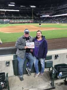 John attended Colorado Rockies vs. Arizona Diamondbacks - MLB on May 3rd 2019 via VetTix