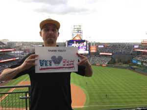 Doug attended Colorado Rockies vs. Arizona Diamondbacks - MLB on May 3rd 2019 via VetTix