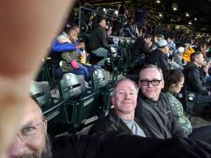 Brian attended Colorado Rockies vs. San Diego Padres - MLB on May 10th 2019 via VetTix