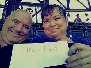 Robert attended Colorado Rockies vs. San Diego Padres - MLB on May 10th 2019 via VetTix