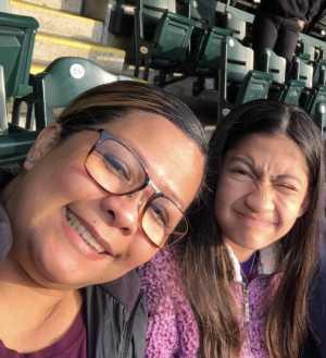 Alvis  attended Colorado Rockies vs. San Diego Padres - MLB on May 10th 2019 via VetTix