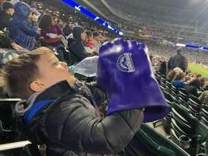 Jaime attended Colorado Rockies vs. San Diego Padres - MLB on May 10th 2019 via VetTix