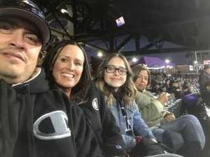 David M attended Colorado Rockies vs. San Diego Padres - MLB on May 10th 2019 via VetTix
