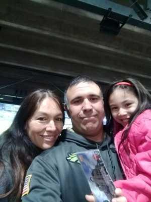 Ismael attended Colorado Rockies vs. San Diego Padres - MLB on May 10th 2019 via VetTix