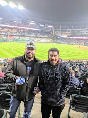 Luis attended Colorado Rockies vs. San Diego Padres - MLB on May 10th 2019 via VetTix