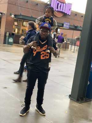 derik attended Colorado Rockies vs. San Diego Padres - MLB on May 10th 2019 via VetTix