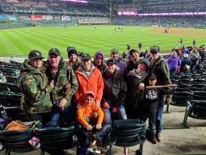 Jason attended Colorado Rockies vs. San Diego Padres - MLB on May 10th 2019 via VetTix