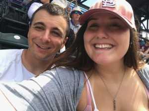 Mark attended Colorado Rockies vs. San Francisco Giants - MLB on Jul 15th 2019 via VetTix