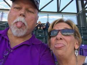 Michael attended Colorado Rockies vs. San Francisco Giants - MLB on Jul 15th 2019 via VetTix