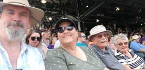 John attended Colorado Rockies vs. San Francisco Giants - MLB on Jul 15th 2019 via VetTix