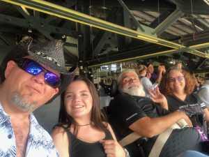 Jodean attended Colorado Rockies vs. San Francisco Giants - MLB on Jul 15th 2019 via VetTix