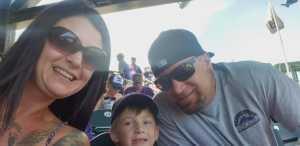 Ralph attended Colorado Rockies vs. San Francisco Giants - MLB on Jul 15th 2019 via VetTix