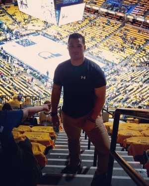 Brandon attended Indiana Pacers vs. Boston Celtics Round 1 Game 4 - NBA Playoffs on Apr 21st 2019 via VetTix