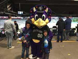 Jason attended Colorado Rockies vs. Arizona Diamondbacks - MLB on May 29th 2019 via VetTix