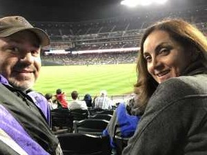 Michael attended Colorado Rockies vs. Arizona Diamondbacks - MLB on May 29th 2019 via VetTix