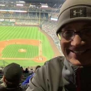 John attended Colorado Rockies vs. Arizona Diamondbacks - MLB on May 29th 2019 via VetTix