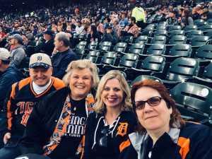 Rodney attended Detroit Tigers vs. Kansas City Royals - MLB on May 3rd 2019 via VetTix