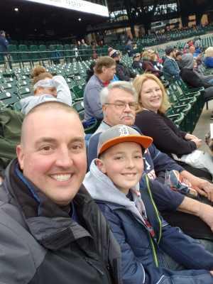 Karl attended Detroit Tigers vs. Kansas City Royals - MLB on May 3rd 2019 via VetTix