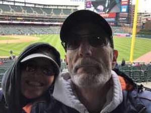Howard attended Detroit Tigers vs. Kansas City Royals - MLB on May 3rd 2019 via VetTix