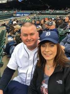 Ken attended Detroit Tigers vs. Kansas City Royals - MLB on May 3rd 2019 via VetTix