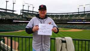 Richard attended Detroit Tigers vs. Kansas City Royals - MLB on May 3rd 2019 via VetTix