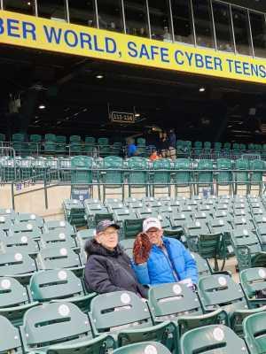 Jeff attended Detroit Tigers vs. Kansas City Royals - MLB on May 3rd 2019 via VetTix