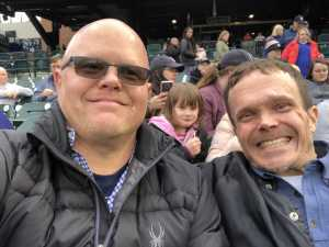 David  attended Detroit Tigers vs. Kansas City Royals - MLB on May 3rd 2019 via VetTix