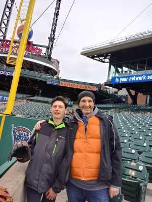 William Staley attended Detroit Tigers vs. Kansas City Royals - MLB on May 3rd 2019 via VetTix