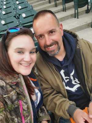 Michael attended Detroit Tigers vs. Kansas City Royals - MLB on May 3rd 2019 via VetTix