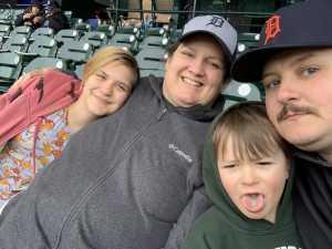 Robert attended Detroit Tigers vs. Kansas City Royals - MLB on May 3rd 2019 via VetTix