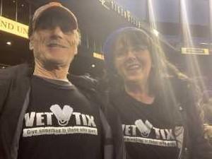 steven attended Detroit Tigers vs. Kansas City Royals - MLB on May 3rd 2019 via VetTix