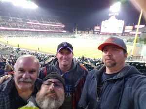 Jamie attended Colorado Rockies vs. San Francisco Giants - MLB on May 7th 2019 via VetTix