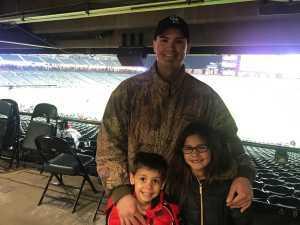 Larry  attended Colorado Rockies vs. San Francisco Giants - MLB on May 7th 2019 via VetTix