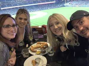 William attended Colorado Rockies vs. San Francisco Giants - MLB on May 7th 2019 via VetTix