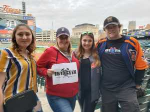 Click To Read More Feedback from Detroit Tigers vs. Los Angeles Angels - MLB