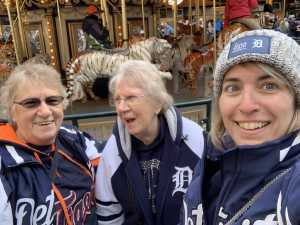 JoAnn attended Detroit Tigers vs. Los Angeles Angels - MLB on May 7th 2019 via VetTix