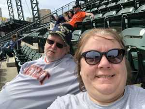 Michael attended Detroit Tigers vs. Los Angeles Angels - MLB on May 7th 2019 via VetTix