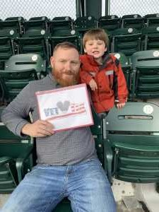 jason attended Detroit Tigers vs. Los Angeles Angels - MLB on May 7th 2019 via VetTix