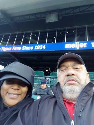 Robert attended Detroit Tigers vs. Houston Astros - MLB on May 13th 2019 via VetTix