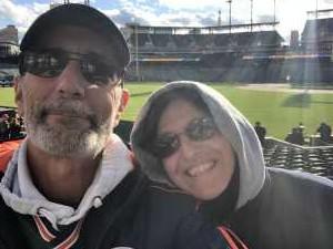 Howard attended Detroit Tigers vs. Houston Astros - MLB on May 13th 2019 via VetTix